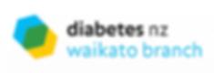 Diabetes Waikato Logo