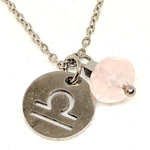 copy of Zodiac Sign Necklace- Libra Sep 23- Oct 22