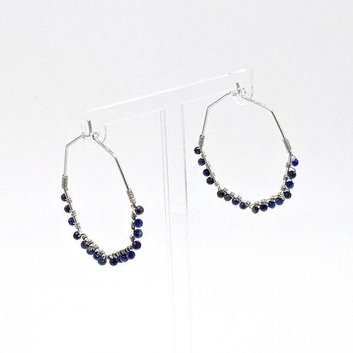 Mind-balancing Octagons of Lapis Lazuli