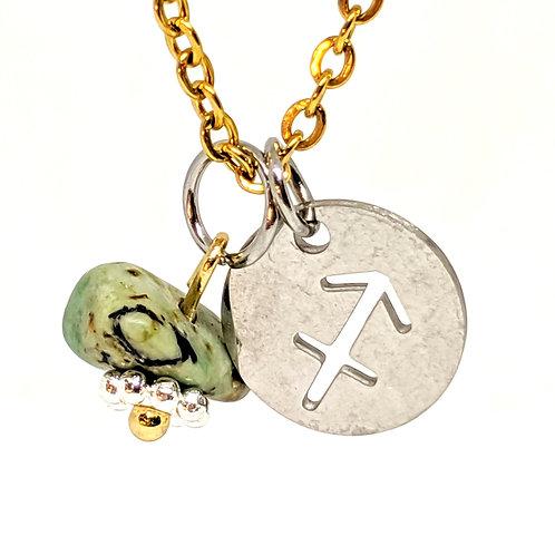 copy of Zodiac Sign Necklace- Sagittarius Nov 22- Dec 21