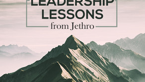 Leadership lessons from Jethro