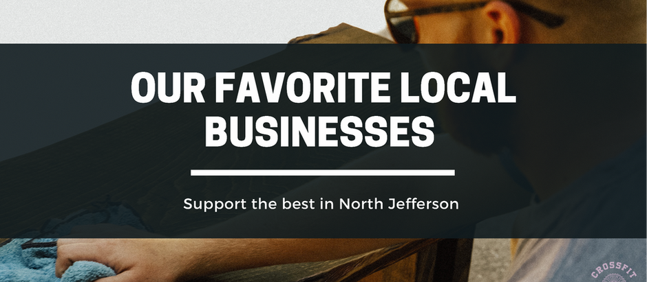 OUR FAVORITE LOCAL BUSINESSES