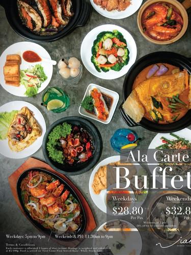 Ala Carte Buffet
