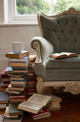 Mach mal was Aufregendes - lies ein Buch!