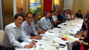 金銀業貿易場體育康樂組友聯勵進社第十五屆幹事會第四次會議