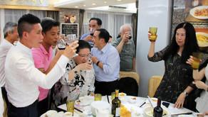 友勵社會議及聚餐