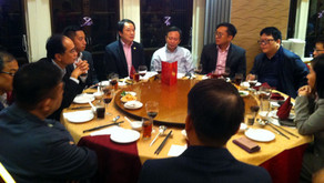 金銀業貿易場體育康樂組友聯勵進社於2013年11月12日下午6時舉行第十五屆幹事會第五次會議