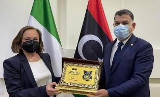 IL MINISTRO LAMORGESE IN LIBIA: PROCEDERE CON CONVINZIONE VERSO LA PIENA STABILIZZAZIONE DEL PAESE
