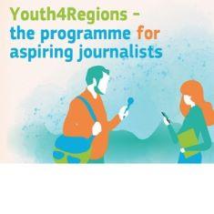 CONCORSO YOUTH4REGIONS: CANDIDATURE APERTE PER IL PROGRAMMA DI FORMAZIONE DELL'UE