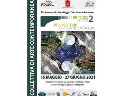 BRIDGES 2: ARTISTI PER IL GEMELLAGGIO TRA CALTANISSETTA E ROCHESTER (USA)