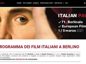 L'ITALIA CON L'ICE ALLO EUROPEAN FILM MARKET 2021 DI BERLINO