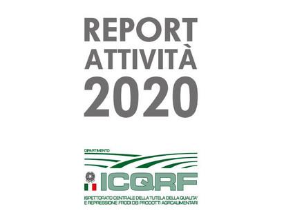 CRIMINALITÀ AGROALIMENTARI: IL MIPAAF PUBBLICA IL REPORT 2020 DELL'ICQRF