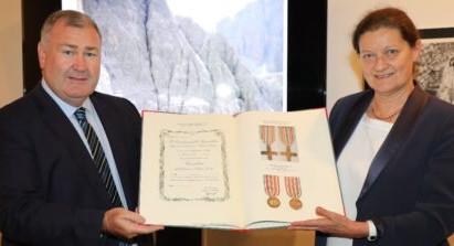 AUSTRALIA - Queensland: la mostra dedicata ai Cavalieri di Vittorio Veneto va a Bundaberg