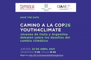 BUENOS AIRES - GIORNATA DELLA TERRA: LA LOTTA AL CAMBIAMENTO CLIMATICO NEL WEBINAR DELL'AMBASCIATA