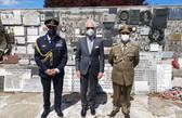 Vienna: l'Ambasciatore Barbanti alla commemorazione della liberazione del Campo di Mauthausen