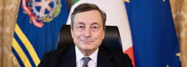 Draghi: Discuteremo delle modalità per migliorare la sicurezza sanitaria, rafforzare i sistemi sanitari e potenziare la nostra capacità di affrontare in futuro le crisi in uno spirito di solidarietà  Co-organizzato dall'Italia e dalla Commissione Europea