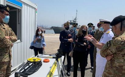 Libano: accordo tra l'Istituto Idrografico della Marina ed il Lebanese Navy Hydrographic Service