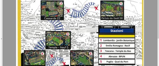 L'8 maggio, 5 stand allestiti nella cittadina svizzera saranno dedicati a Lombardia, Emilia-Romagna, Toscana, Abruzzo e Puglia