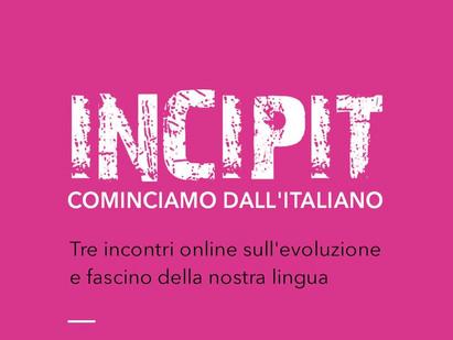 """""""INCIPIT"""": A BARCELLONA SI COMINCIA DALL'ITALIANO"""