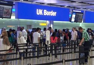 PASSEGGERI IN ARRIVO IN UK: IN VIGORE DAL 15 FEBBRAIO LE NUOVE DISPOSIZIONI DEL GOVERNO BRITANNICO