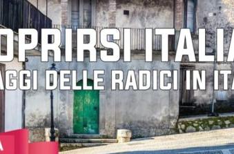 """""""Scoprirsi Italiani, speciale USA: il viaggio delle radici in Italia"""""""