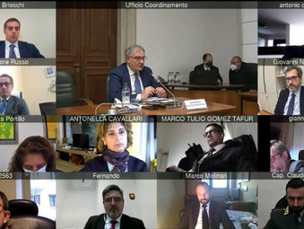 DIPLOMAZIA GIURIDICA FRA L'ITALIA E I PAESI LATINO-AMERICANI E CARAIBICI: WEBINAR MAECI-VIMINALE-IIL