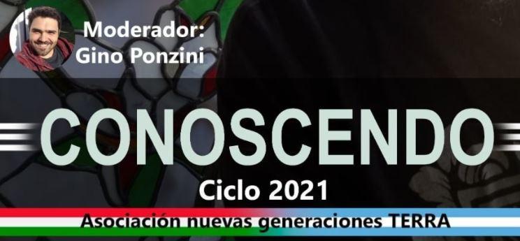 Grazie a un format informale, all'impegno della Associazione Nuevas Generaciones TERRA di Mar del Plata e all'opportunità offerta dall'utilizzo delle nuove tecnologie nell'accorciare le distanze, è nato il Ciclo Conoscendo: