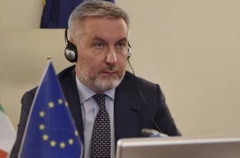 Colloquio tra il Ministro Guerini e il Ministro della Difesa bulgaro Karakachanov