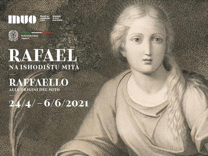 """CROAZIA - """"ALL'ORIGINE DEL MITO"""": RAFFAELLO A ZAGABRIA"""