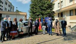 ITALIA-ALBANIA: GLI AMBASCIATORI DEI DUE PAESI VISITANO IL CIHEAM