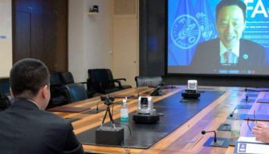 B20, FAO e G20 - Intervento del Ministro Luigi Di Maio al Dialogo sui Sistemi Alimentari Sostenibili