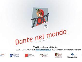 """""""DANTE NEL MONDO – LECTURA DANTIS"""": IL CONTRIBUTO DELL'IIC DI TUNISI"""