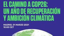 Verso la COP26 : un anno di ripresa e ambizione climatica