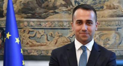 BENGASI - Ministro Di Maio: Imminente la riattivazione del Consolato italiano a Bengasi