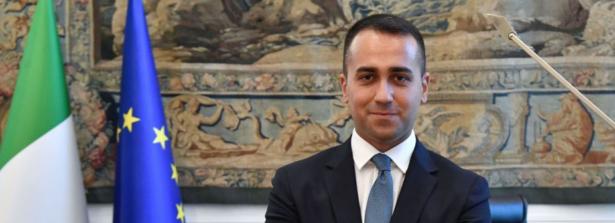 """Incontro oggi alla Farnesina con  l'omologa del Governo di Unità Nazionale libico, Najla Al Mangush   ROMA – Il ministro degli Affari Esteri e della Cooperazione Internazionale, Luigi Di Maio, ha incontrato oggi alla Farnesina la sua omologa del Governo di Unità Nazionale libico, Najla Al Mangush. Al termine del colloquio il ministro Di Maio ha informato la stampa di avere """"ribadito l'impegno dell'Italia per una stabilizzazione duratura della Libia attraverso un processo guidato dai libici e sostenuto dall'azione delle Nazioni Unite e di Unsmil""""."""