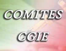 Comitati degli Italiani all'Estero (Com.It.Es.), al Consiglio Generale per gli Italiani all'Estero (CGIE) e ai Parlamentari eletti all'estero