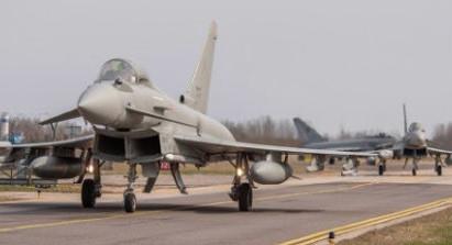 Lituania: 37° scramble per gli Eurofighter italiani