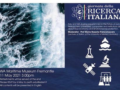 La 4^ Giornata della Ricerca Italiana a Perth in Australia