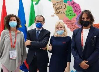 LE ECCELLENZE DEL MADE IN ITALY AL GULFOOD 2021 - DI FEDERICA POLATO