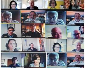 CGIE – COMITES : Riunito in videoconferenza l'Intercomites Germania