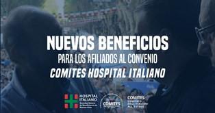 BUENOS AIRES: IL COMITES RINNOVA L'ACCORDO CON L'OSPEDALE ITALIANO
