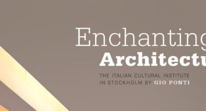 "STOCCOLMA - ""Enchanting Architecture"""