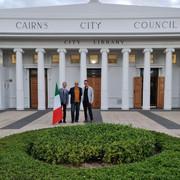 AUSTRALIA - Brisbane: il console Napolitano in missione a Cairns per passaporti e pratiche consolari