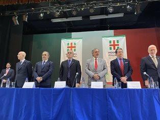 ROMA - È necessario un aggiornamento sullo stato di avanzamento dell'Ospedale italiano in Venezuela. Questo, in sintesi, quanto richiesto...