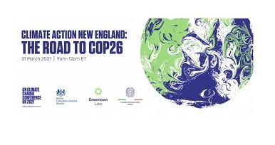 VERSO COP26: DOMANI IL WEBINAR DEL CONSOLATO GENERALE A BOSTON