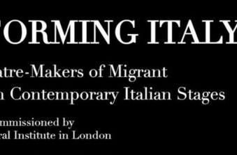 """Istituto Italiano di Cultura di Londra: web serie """"Performing Italy"""""""