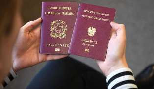 Brexit: Passaporti