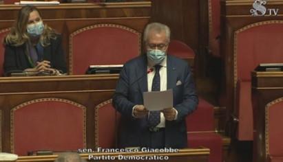 IL NUOVO GOVERNO VALORIZZI GLI ITALIANI ALL'ESTERO: GIACOBBE (PD) INTERVIENE SULLA FIDUCIA A DRAGHI