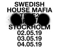 Swedish House Mafia Stockholm
