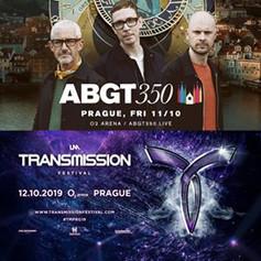 ABGT 350, Transmission Festival Prague